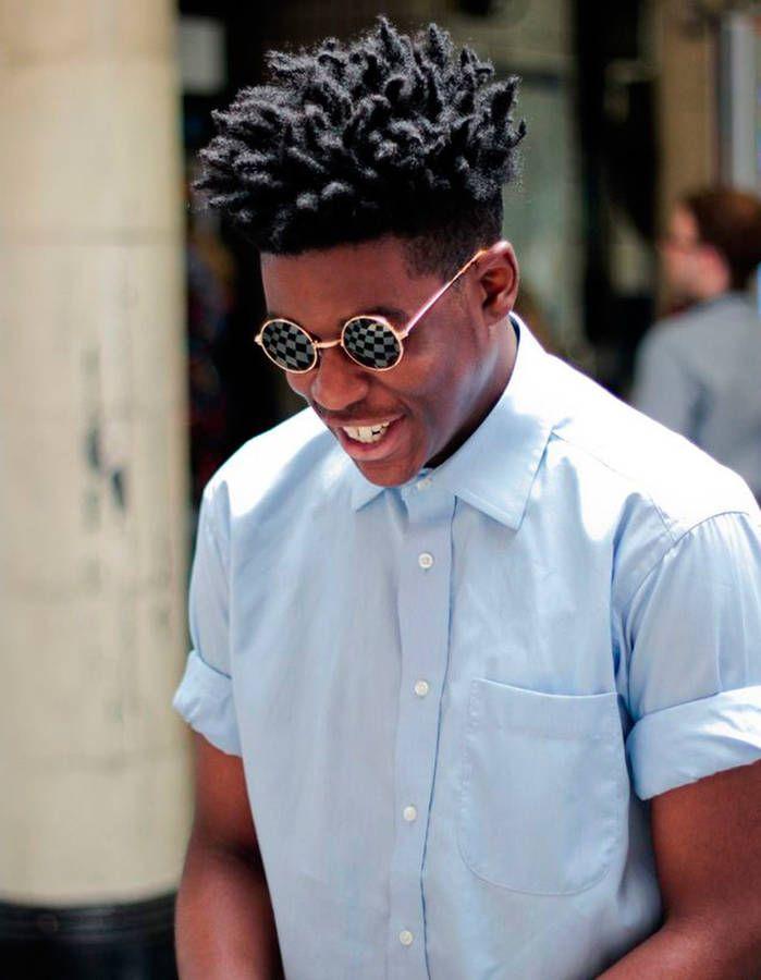 25 best coiffure haircut hairstyle black noir - Coupe homme noir ...