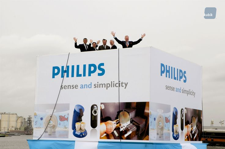 Royal Philips - Brand Positioning Launch