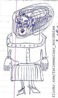 illustration drawing  sketch design scribble art Fatime Molnar