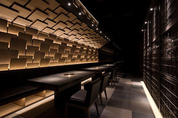 屋馬 燒肉國安店 in 2020   Pub interior, Rooftop restaurant
