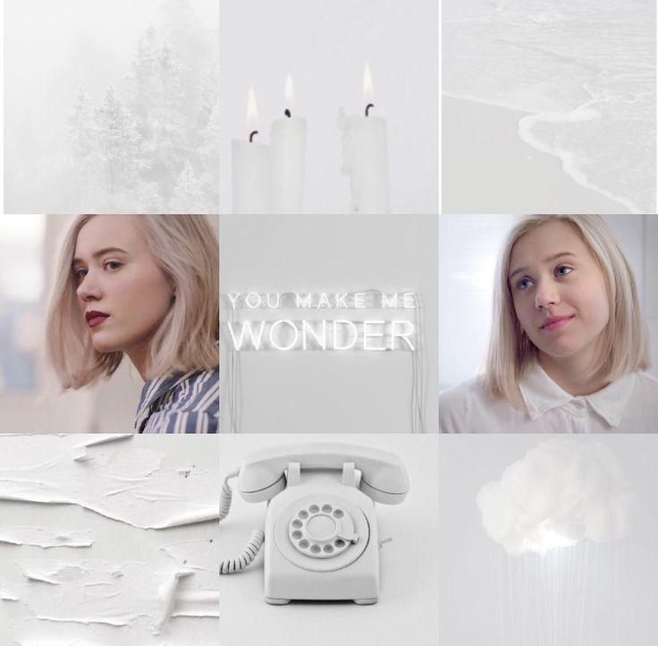 Skam | Noora | White