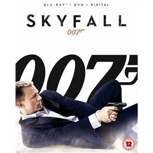 James Bond: Skyfall (with DVD And Digital Copy) (Blu-ray)
