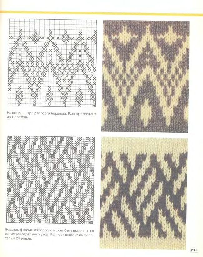 639 best fair isle images on Pinterest | Knit stitches, Knitting ...