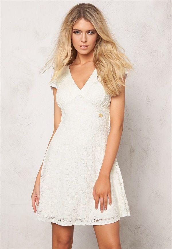 Chiara Forthi Henny Lace Dress - Bubbleroom