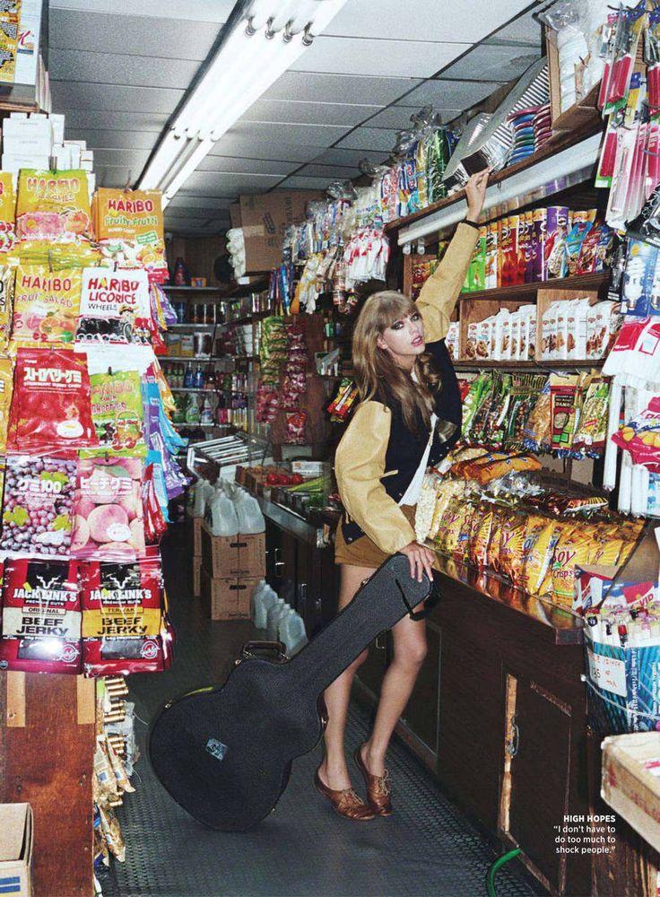 Taylor Swift Rolling Stone Magazine