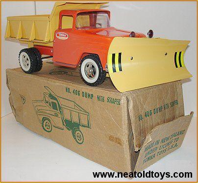Toy vintage tonka