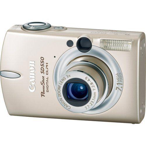Canon Digital Camera Reviews | Canon PowerShot SD550 Digital Camera : Customer Reviews