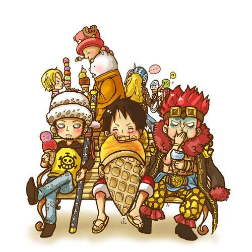 13 Best Images About One Piece