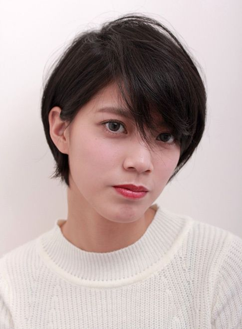 Prime 1000 Ideas About Asian Short Hairstyles On Pinterest Haircut Short Hairstyles Gunalazisus