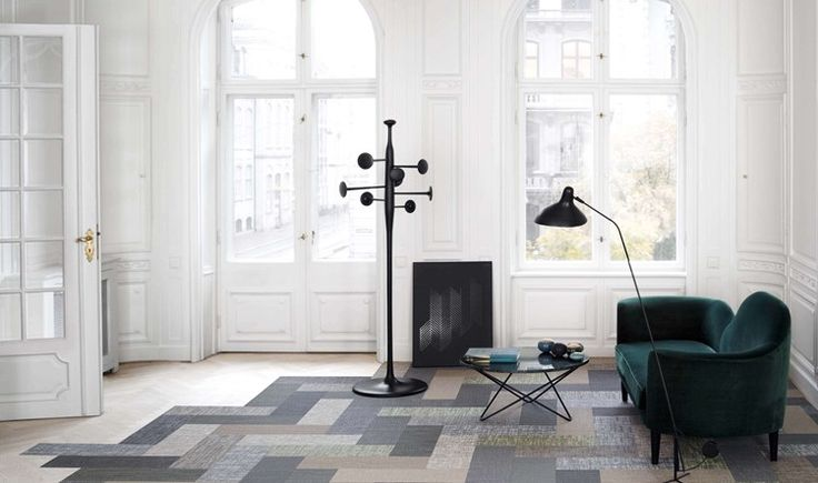 Inspired by the tranquil beauty and deep forests of our Swedish homeland, Silence by Bolon is a sober, elegant flooring collection and a true sensory treat. Influenced by historical textiles and classic, traditional wooden parquet patterns, a unique weaving technique gives head-turning depth and structure and creates stunning 3D effects and playful light reflections.