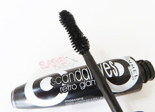 REVIEW: Rimmel Scandaleyes Retro Glam Mascara | Slashed Beauty