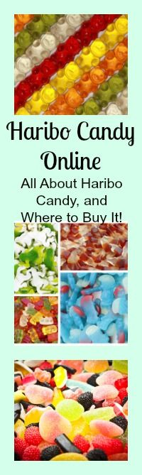 haribo candy online