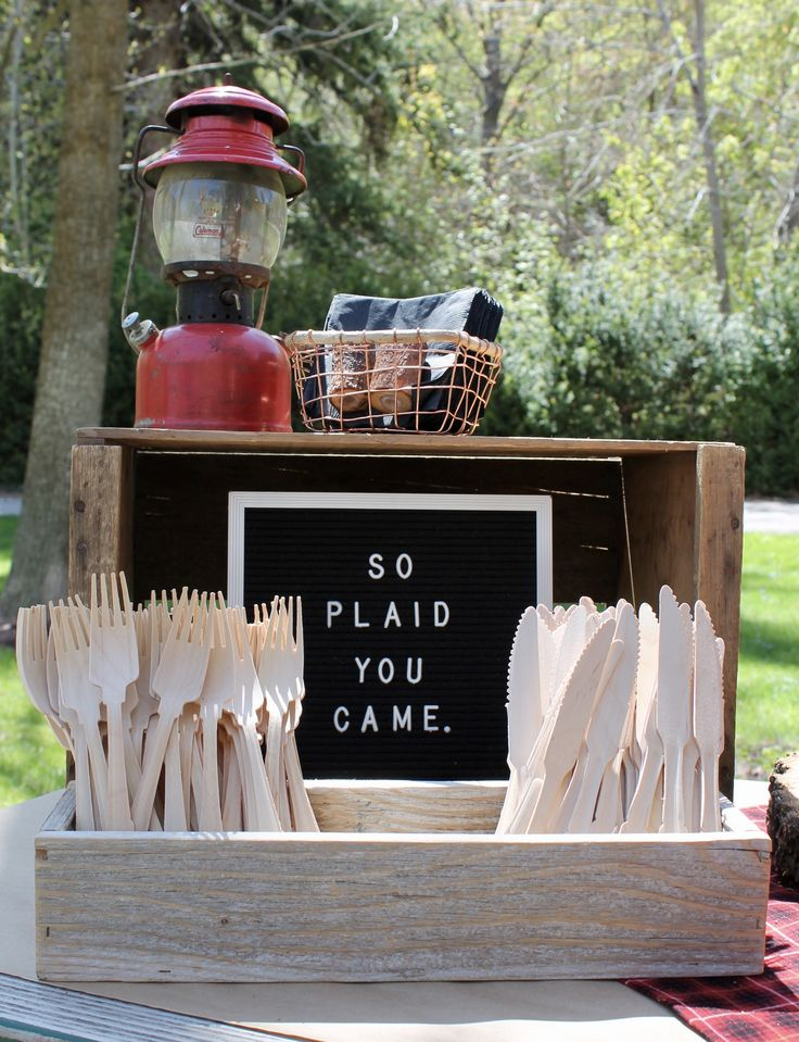Lumberjack 1st Birthday Party! | cherrington chatter, trail mix bar, trail mix, salty and sweet, treat bar, birthday party dessert, birthday party food, birthday food, party food