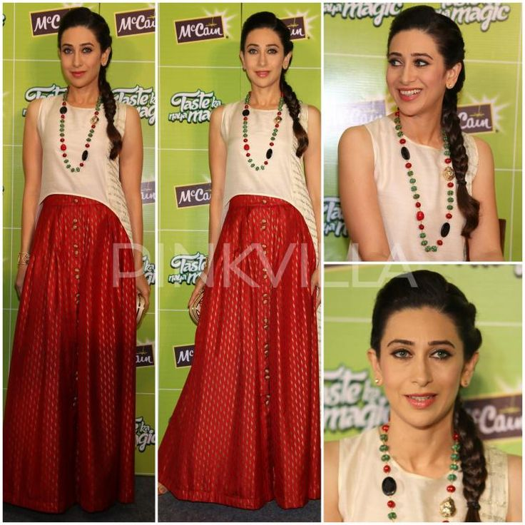 Karisma Kapoor in Shruti Sancheti and Ezra