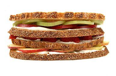 Lichtbruine_sandwiches_met_plattekaas