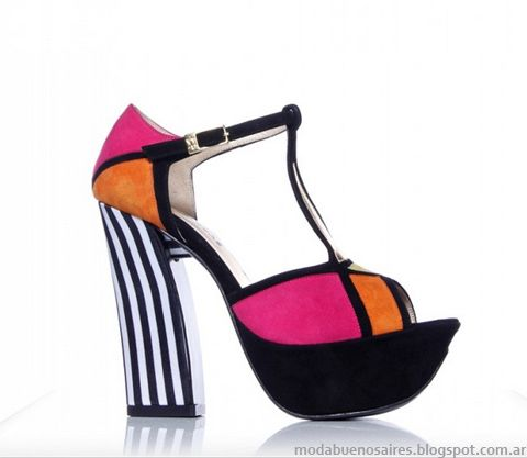 Zapatos Ricky Sarkany 2013. Zapatos moda primavera verano 2013.