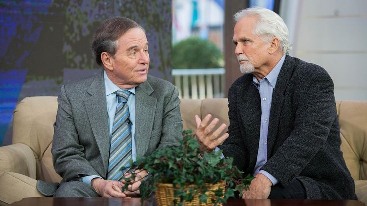 "Actors Jerry Mathers and Tony Dow, who played brothers Beaver and Wally on the beloved sitcom ""Leave It To Beaver,"" sit down with Matt Lauer to reflect on the show's 60th anniversary and growing up on the iconic set."