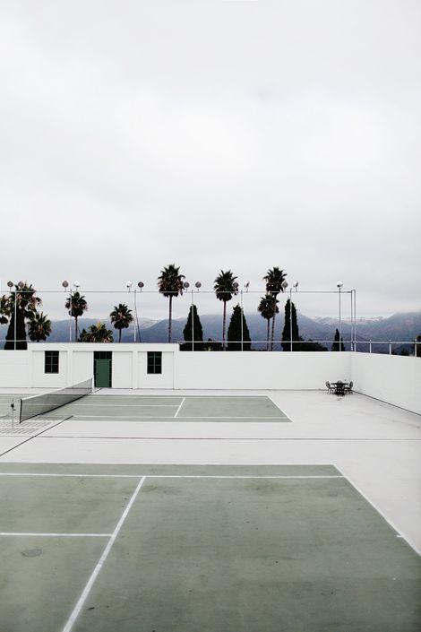 tennis skirt season.   The Style Skinny