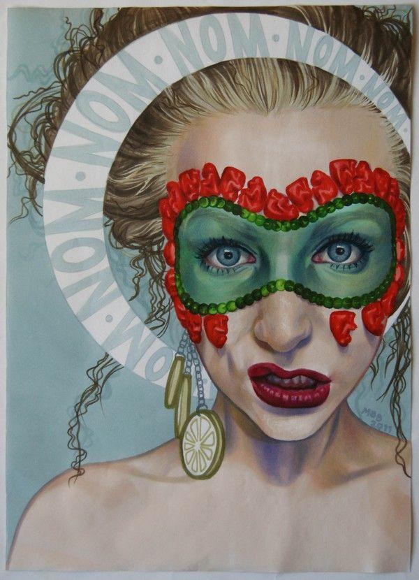 Bokkei | b o k k e i | Pinterest | Art, Pastel art and Art ...