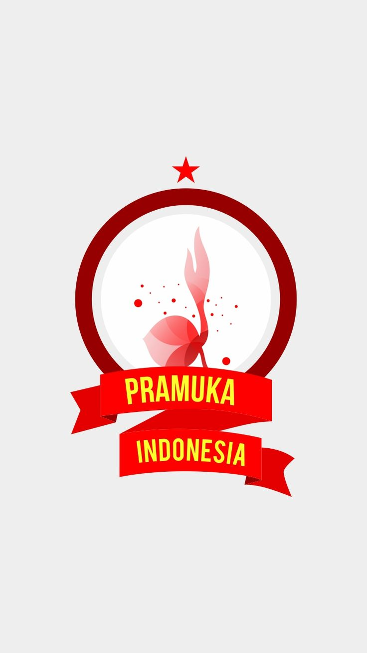 Wallpaper Pramuka Design By @kakmaruf