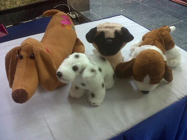 Doggy Dolls
