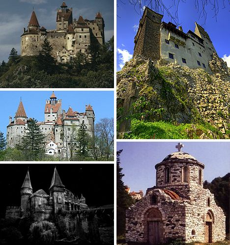10 Of The Most Haunted Castles In The World.