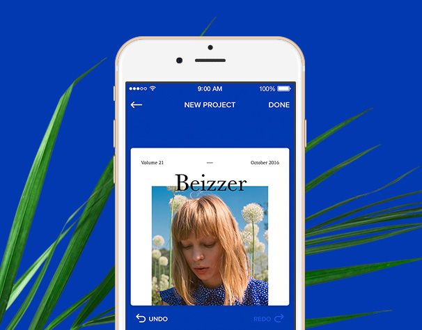 """Check out this @Behance project: """"Slices App — SMM Banner Maker for iOS"""" https://www.behance.net/gallery/38479067/Slices-App-SMM-Banner-Maker-for-iOS"""