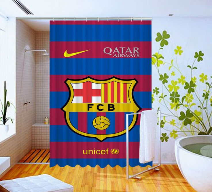 Barcelona FC 2016 Football  High Quality Custom Shower Curtain 60 x 72 #Unbranded #Modern #Unbranded #Modern #BestQuality #Cheap #Rare #New #Latest #Best #Seller #BestSelling #Cover #Accessories #Protector #Hot #BestSeller #2017 #Trending #Luxe #Fashion #Love #ShowerCurtain #Luxury #LimitedEdition #Bathroom #Cute #ShowerCurtain #CurtainGift
