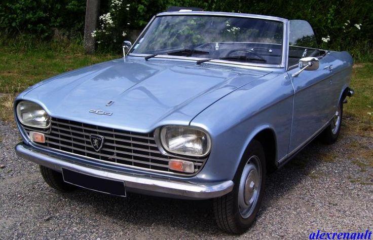 Peugeot 204 Cabriolet - 1968