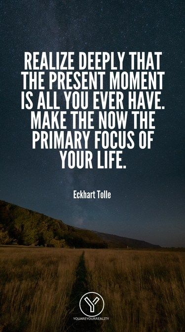 live in the present quotes