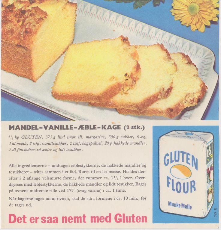 mandel-vanille-æblekage
