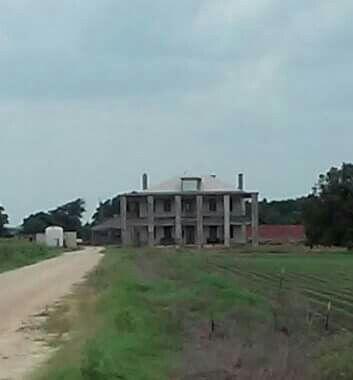 Texas Chainsaw  House by Killeen,  Texas