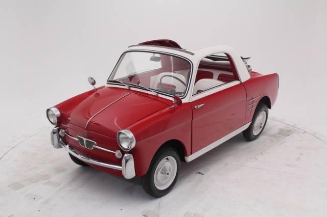Motoreum - 1959 Fiat AutoBianchi A 111