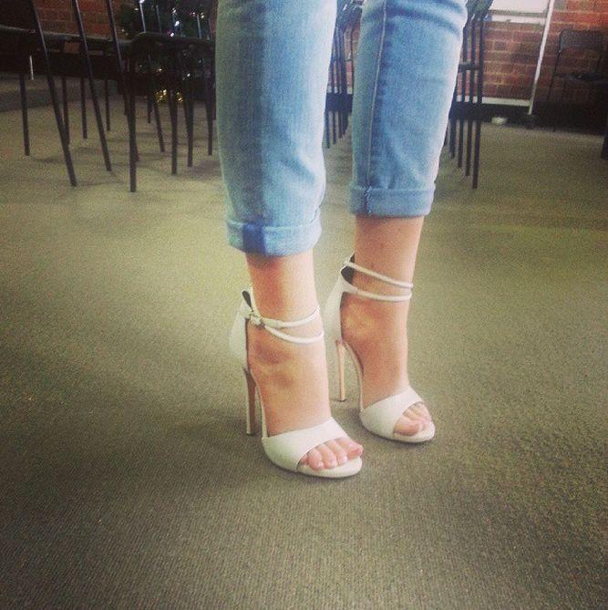 We're loving Gem's new shoes!