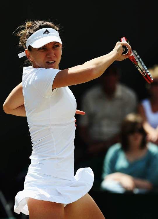 Simona Halep @ 3rd round Wimbledon Lawn Tennis Championships - June 27-2014 #WTA #Halep #Wimbledon