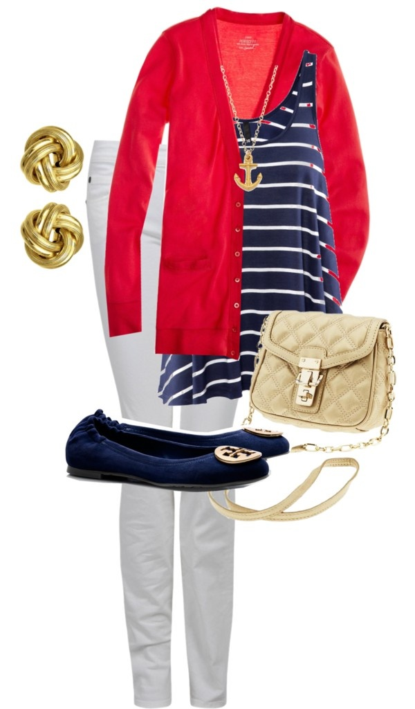 65 best Nautical inspired outfits images on Pinterest | Inspired outfits Nautical outfits and ...