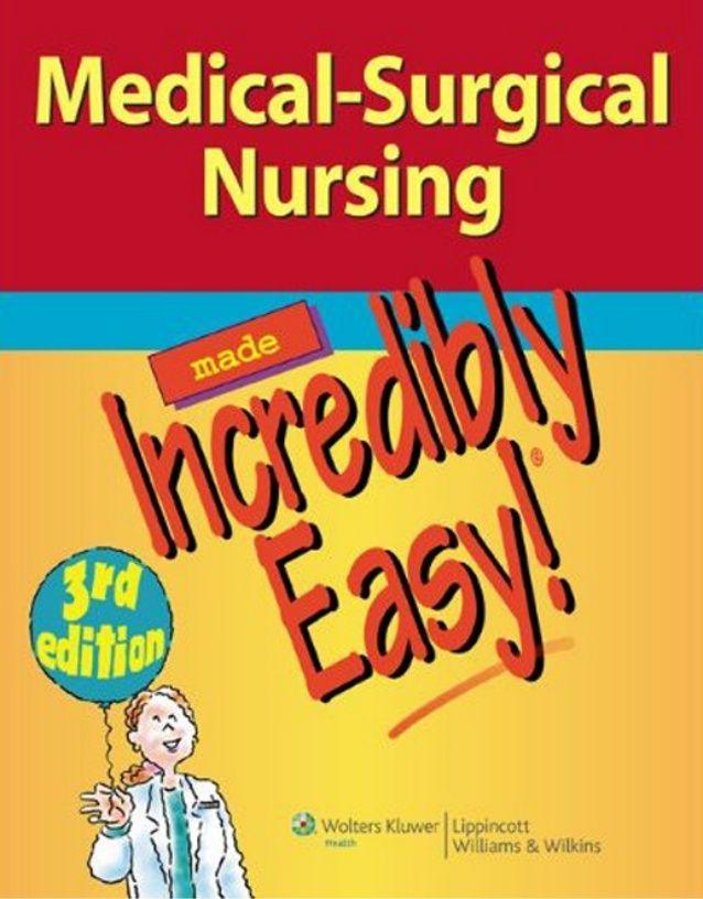 81 best Nursing made Incredibly easy!!! images on Pinterest ...