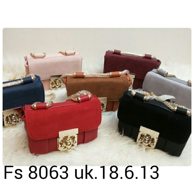 Tas Fashion 8063 18x6x13 190rb
