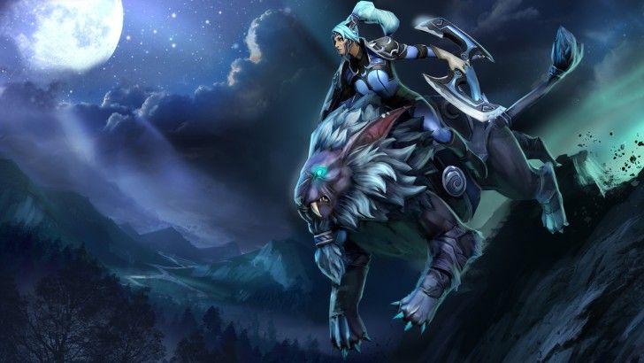 Luna Moon Rider Set 7o