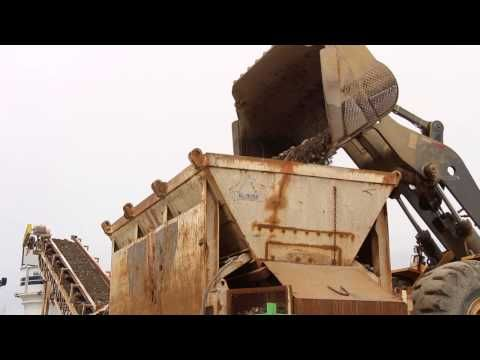 Kode Contracting are Aggregate Crushing specialists
