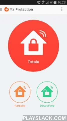 Myfox Home Control  Android App - playslack.com , REMOTELY MONITOR AND CONTROL YOUR HOME FROM YOUR SMARTPHONE Myfox is a connected solution for the security, surveillance and control of your home or professional premises. This app allows you to get remote control of your alarm system, as well as your lights, appliances and shutters. You can also trigger scenarios and view the historical activity of your system. Try our demonstration access with demo@myfox.me as login and demo14789 as…