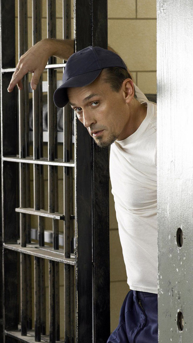 T-Bag, Robert Knepper ~ from Prison Break