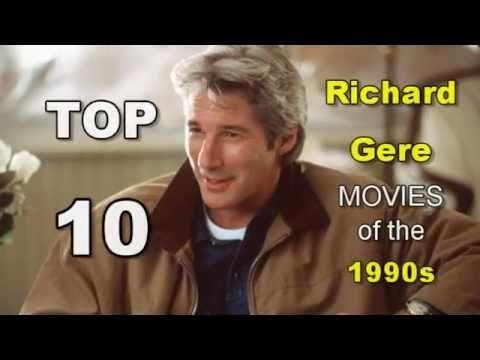 Richard Gere Movies List - YouTube
