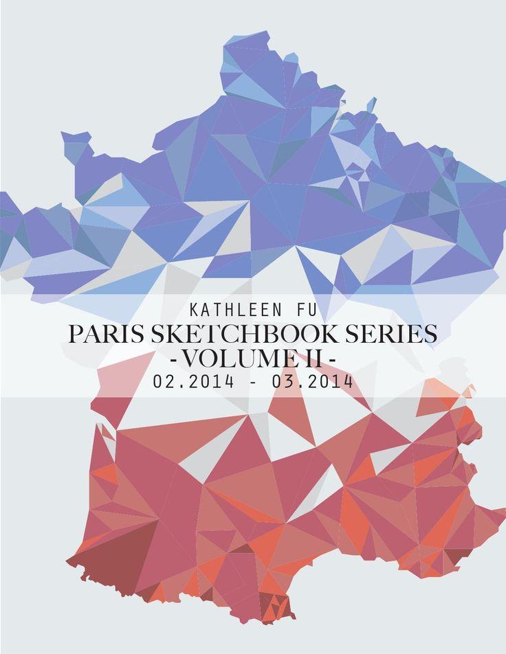Paris Sketchbook Series : Volume II