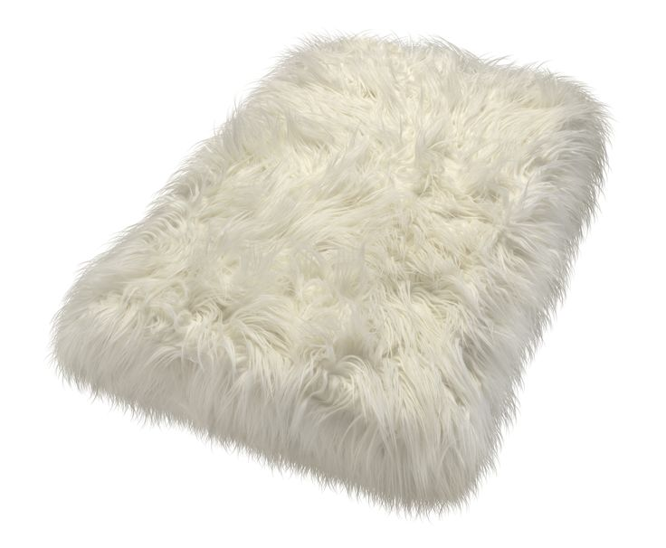 Whether thrown across the sofa or lain across your bedlinen, this white faux fur throw is ideal for chillier evenings. Priced at £40