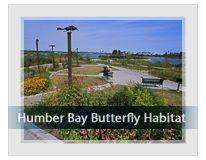 Humber Bay Butterfly Habitat Photo Gallery
