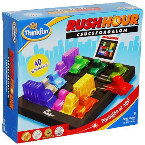 Csúcsforgalom logikai játék (Rush Hour) | Pandatanoda.hu