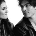 ~ Ian and Nina   ♥Perfect Couples01, Ian And Nina, Vampires Diaries, Ian Somerhalder, Amazing People