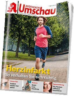 Apotheken Umschau AUA 04/15