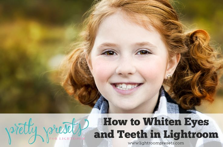 Welcome to part two of our ten post series, showing how to use Pretty Presets brushes and presets to edit portraits. Last week skin smoothing was the topic, but